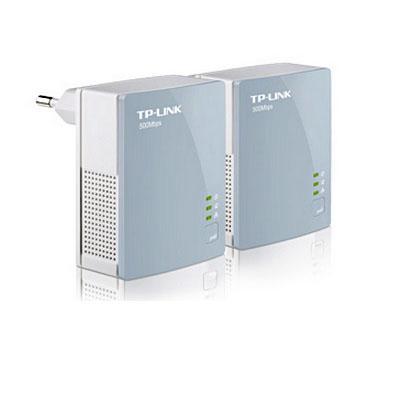 Tp-link PowerLine HomePlug Nano 500 mo Pa411kit 1 p Ethernet Multistreaming Kit 2 unités