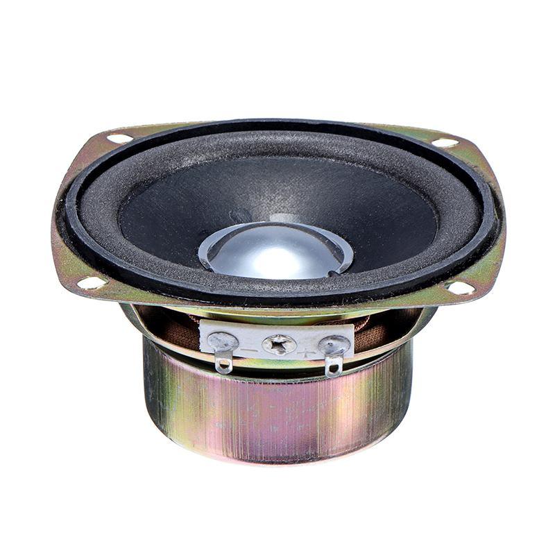 3 Inch 10W Round Full Range Audio Stereo Speaker Woofer Loudspeaker Horn Home Car Portable Speakers Amplifier Audio Device