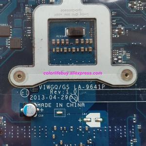Image 5 - Lenovo g510 노트북 pc 용 정품 11s90003670 90003670 viwgq/gs LA 9641P w hd8750/2 gb 노트북 마더 보드 메인 보드