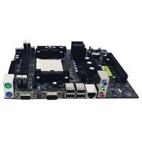 Computer Motherboard For Nvidia C68 C61 For AM2 AM3 CPU DDR2 DDR3 Mainboard 1333MHz IDE 6 channel sound chip for AMD SATA2.0 USB