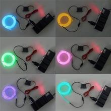 3 Meters Car Ambient Lights Luminescent Line Car Interior Decorations Atmosphere Lights Fluorescent Dance Atmosphere font