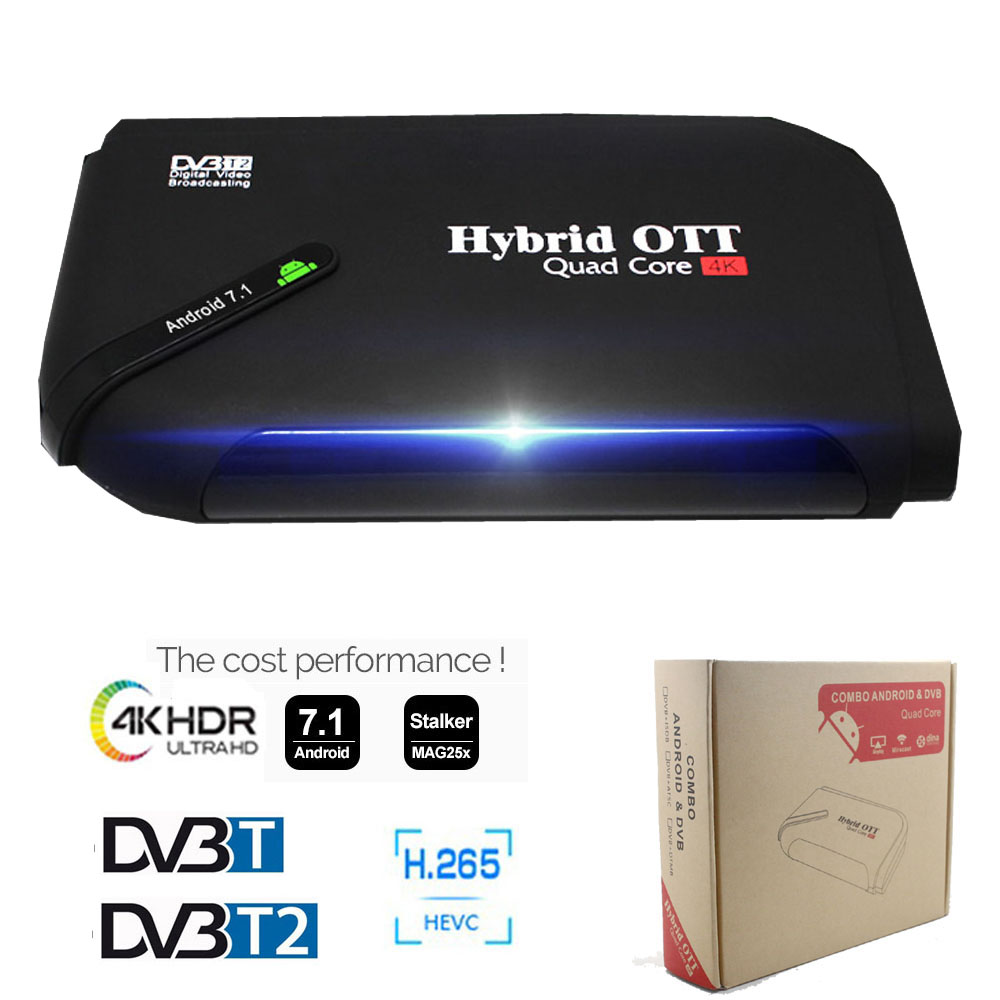 Europe Terrisal Receiver DVB T2 Convertor Combo DVB T2 tv