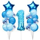 ZLJQ 19pcs 1st Happy...