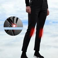 Intelligent Heating Pants USB Safe Rechargeable Constant Temperature Warm Pants Heated Clothes For Climbing