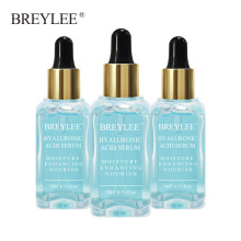 Breylee Ha Hyaluronic Acid Serum Face Facial Moisturizing Essence Skin Care Nourishing Ageless Restoring Elasticity Beauty 3pcs