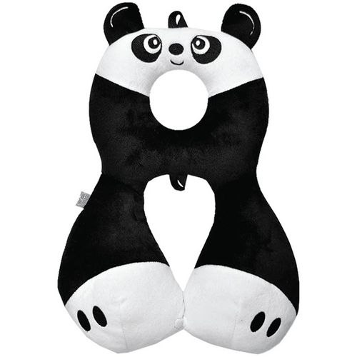 Neck pillow and head PSV Little Car Panda (121798) carking cs 30 flag patterned vehicle car seat head neck rest pillow white grey 2pcs