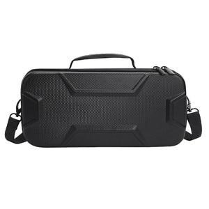 Image 3 - Жесткий футляр для путешествий сумка для хранения через плечо чехол для Zhiyun Smooth 4 Ручной Стабилизатор Дополнительная комната для аксессуаров