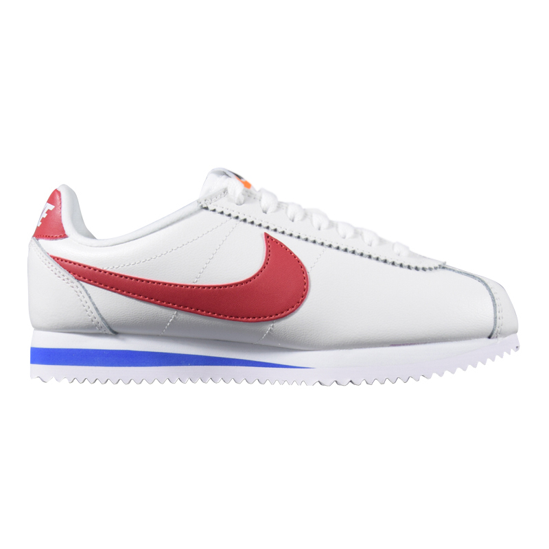 NIKE CLASSIC CORTEZ Original Women Running Shoes Shock Absorption Wear resistant Breathable Sneakers 905614 100 881205 101 in Running Shoes from Sports Entertainment