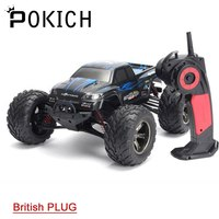 Pokich RC Racing Cars Truck Off Road Vehicle Electronic Toys For Boy Remote Control Car RC Toy Car Hsp Crawler B