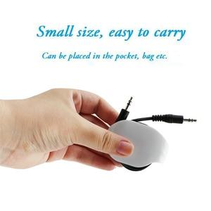 Автоматический ящик для хранения наушников, портативный дорожный Интеллектуальный кабель для передачи данных, держатель для наушников, органайзер, чехол для контейнера