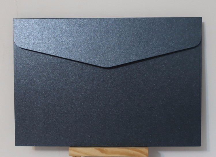 """Image 3 - 25 шт./лот 193x133 мм (7,5 """"x 5,2"""") перламутровый цветной бумажный конверт 250 г конверты приглашения для карт Подарочный конверт-in Бумажные конверты from Офисные и школьные принадлежности"""