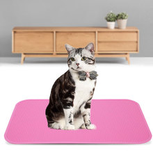 Non-Slip Rubber Pets Mat for Pet Grooming Bathing Training Table Dog Cat Supplies