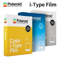 New Genuine Polaroid Originals Instant I type Film Color And Black White For Onestep2VF Instax Camera