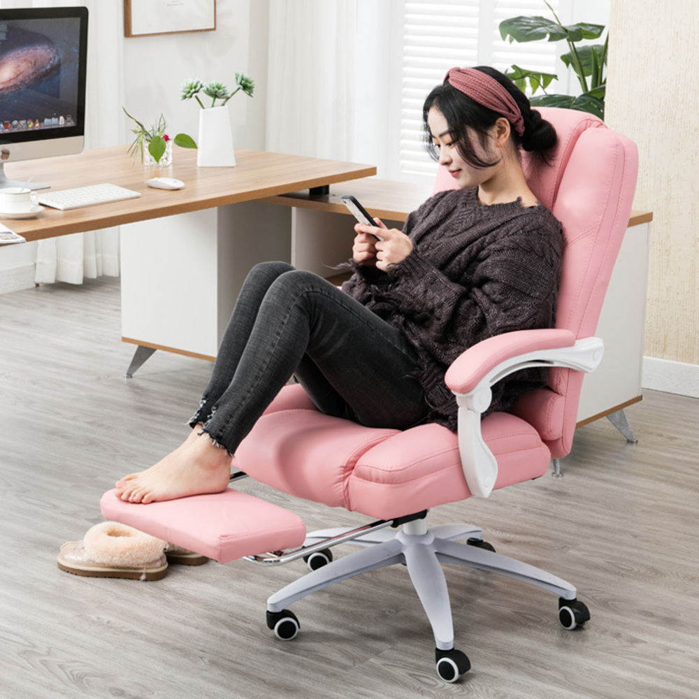Купить с кэшбэком new Direct Seeding Household Game Comfortable Swivel computer Chair Boss Work In An Office furniture gamer gaming-chair