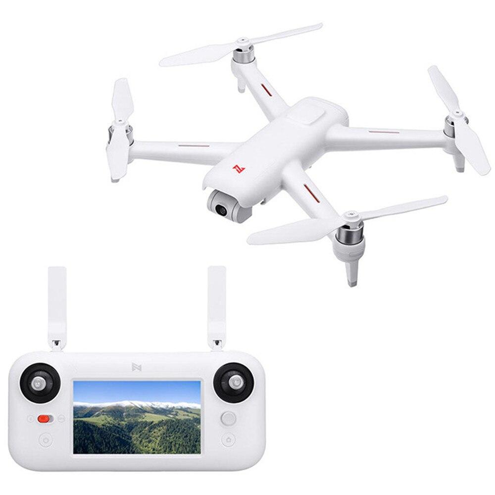 En Stock Original Xiaomi Fimi A3 5.8g 1 km Fpv professionnel Drone Rc avec 2 axes cardan Hd 1080 p caméra Gps quadrirotor Rtf modèles