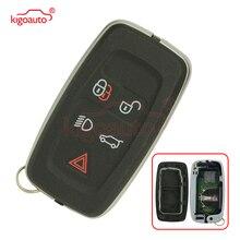 Kigoauto AH22-15K601-AD smart key 434Mhz 5 button for Landrover Range Rover Sport LR4 2010 2011 2012 remtekey ah22 15k601 ad 434mhz 5 button auto smart key for landrover range rover sport lr4 2010 2011 2012
