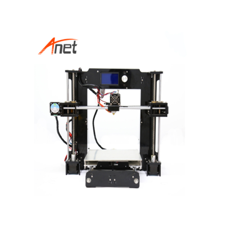 Industrial A8 A6 DIY 3D Printer Kit Self Assembly Desktop High Accuracy Nozzle Extrude Large Printing