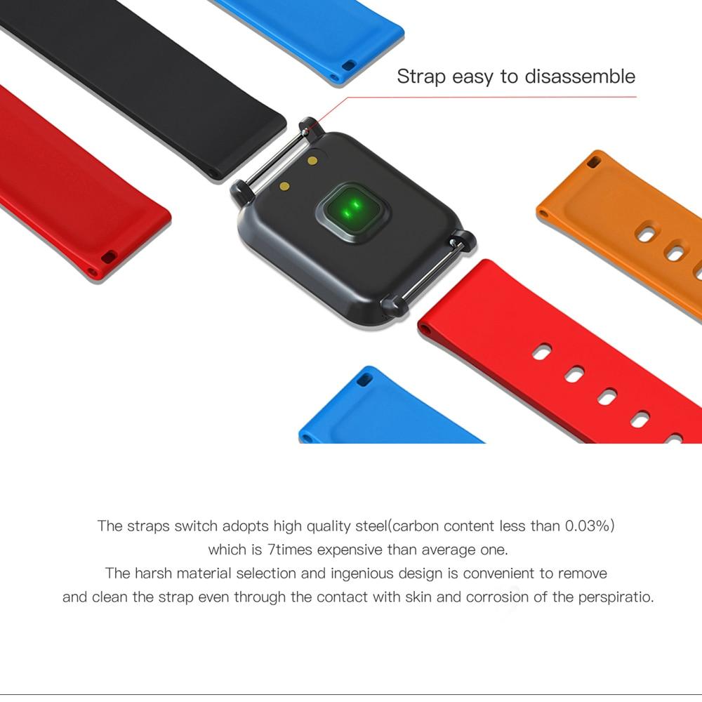 Smart Watch 2 5D IPS Screen Gorilla Glass Fitness Bracelet Blood Pressure Heart Rate IP68 Waterproof Activity Tracker Smartwatch in Smart Watches from Consumer Electronics
