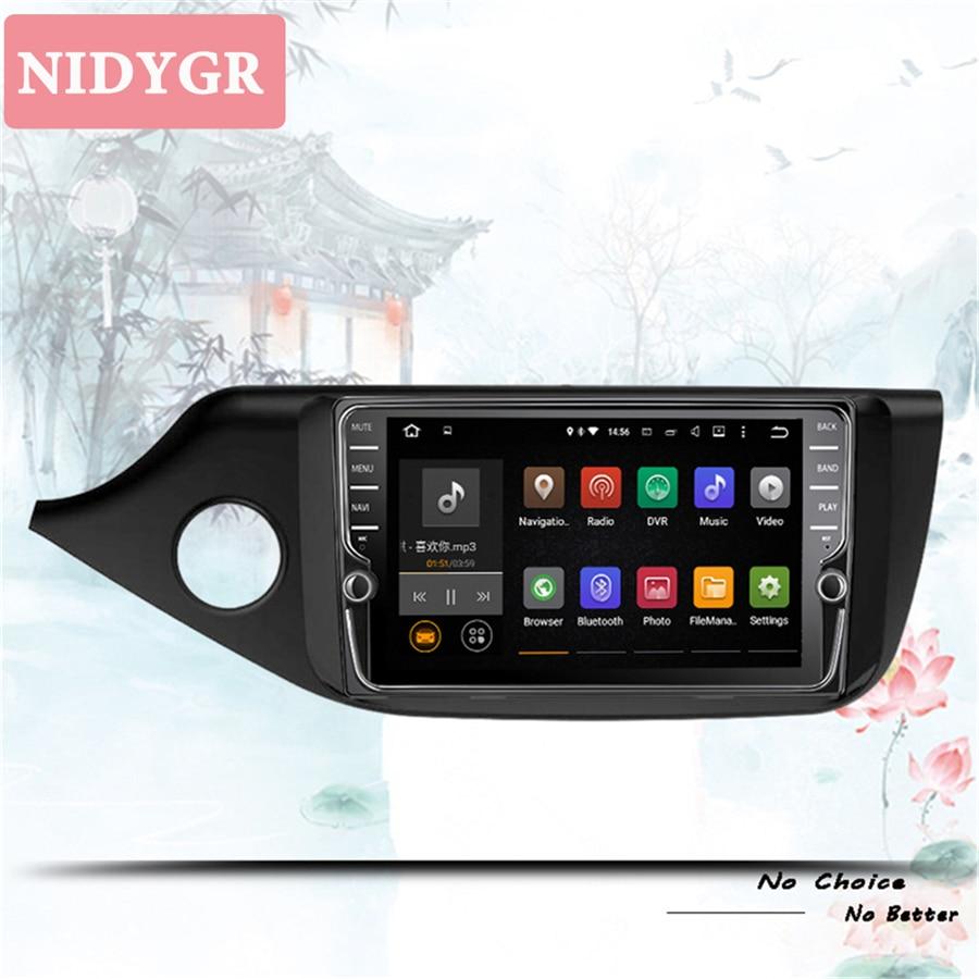 Best Android 9.1 IPS Octa core 4+64g Car Multimedia Player For KIA Ceed 2013 2014 2015 2016 Audio Radio Headunit 2din Carplay DSP MAP 0