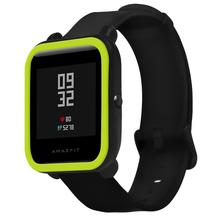 Soft TPU Protection Silicone Full Case Cover For Huami Amazfit Bip Youth Watch SmartWatch Watachband Sporting Goods Accessories