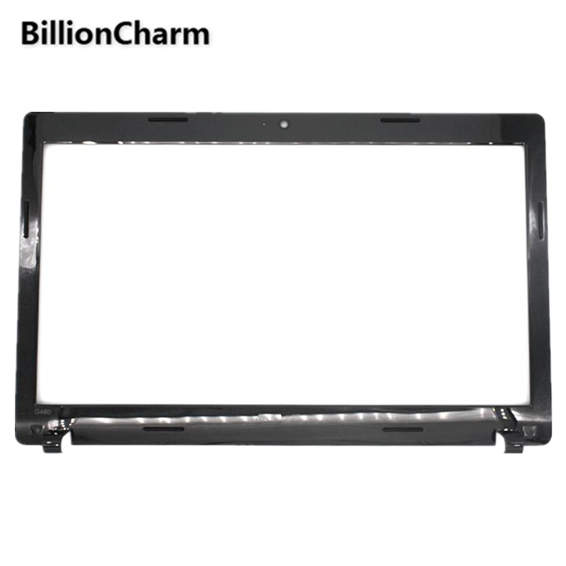 BillionCharm New For <font><b>Lenovo</b></font> <font><b>G480</b></font> G485 LCD Front Bezel Cover B Shell Wire drawing image