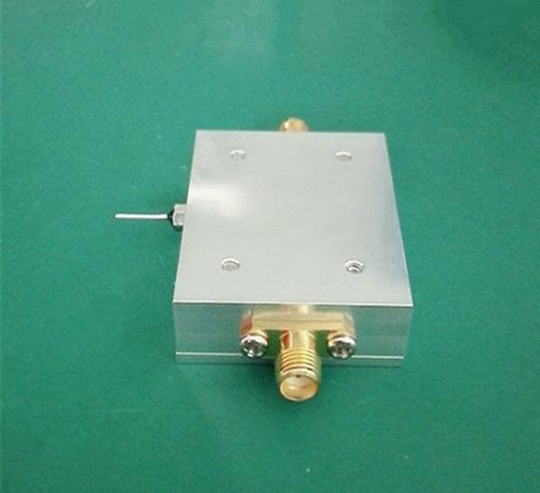 DYKB LNA 50 MHZ - 4GHZ NF=0 6dB Ultra Low Noise High Linearity RF Amplifier  HF FM VHF UHF Ham Radio + case