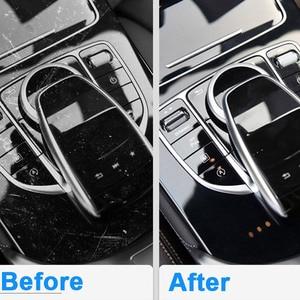 Image 4 - Car Sticker 3 Layers SIZE 20*300CM Transparent vinyl Protective Film PPF Auto Interior Invisible Scratches Shield
