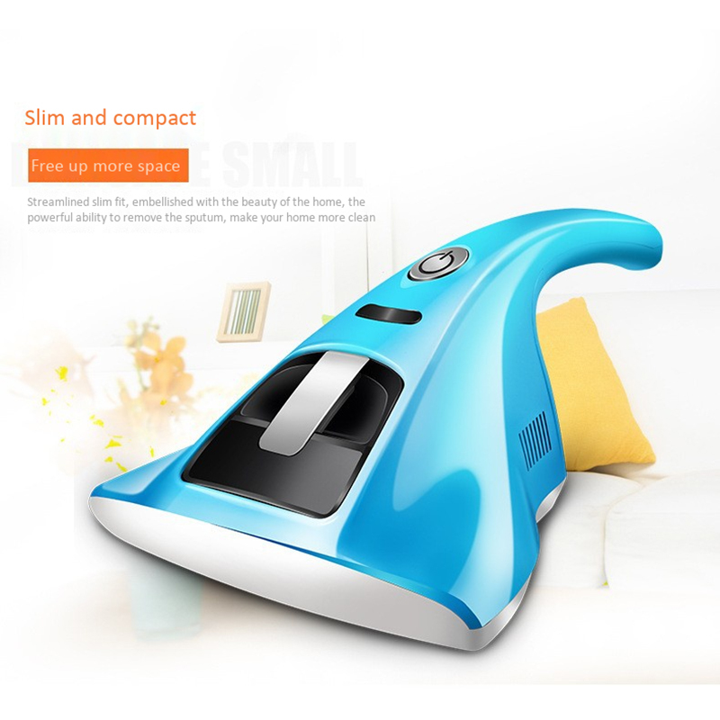 SANQ Uv Vacuum Cleaner,Household Handheld Uv Vacuum Cleaner,Anti-Dust Mites Vacuum Cleaner Anti-Bacterial Portable(Us Plug)