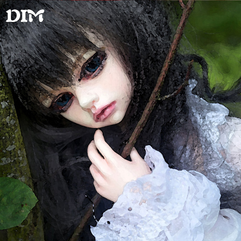 New arrival DIM 1 4 Kassia doll bjd resin figures luts ai yosd kit doll not