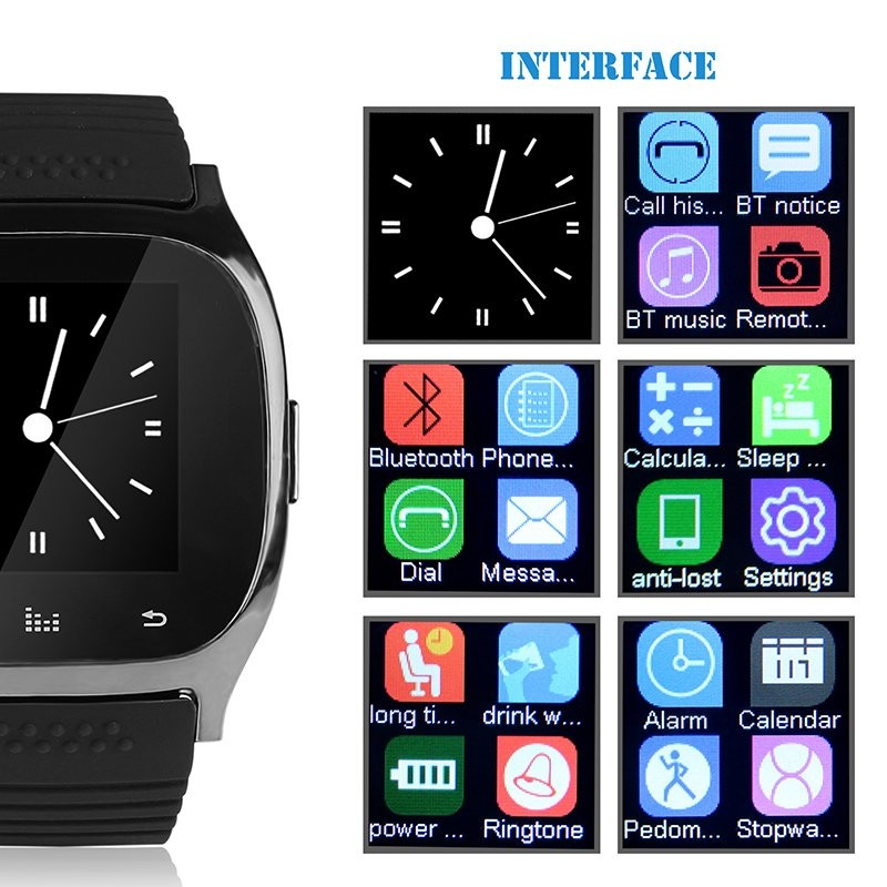 Sports Bluetooth Men Smart Watch Luxury Wristwatch with Dial SMS Remind Pedometer For Samsung Xiaomi LG HTC IOS Android PhoneSports Bluetooth Men Smart Watch Luxury Wristwatch with Dial SMS Remind Pedometer For Samsung Xiaomi LG HTC IOS Android Phone