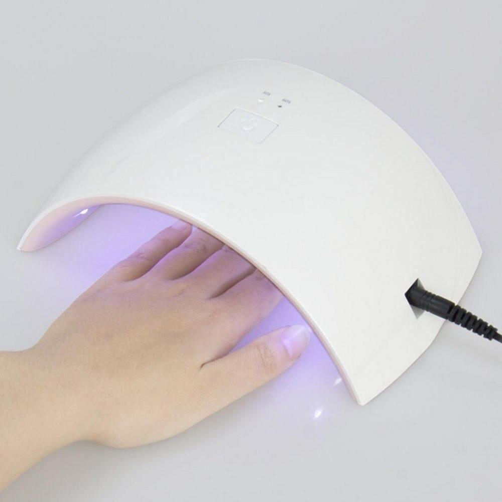 Genial 6 Watt Uv Led Lampe Nagel Trockner Nagel Gel Maschine Aushärtung Nail Art Werkzeug Tragbare Mini Usb Kabel Elegant Und Anmutig Nails Art & Werkzeuge Nageltrockner