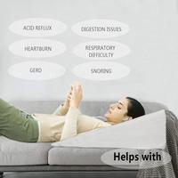 Triangular Cushion Magic Back Message Cushion Sofa Bed Erotic Bed Linings Memory Foam Pillow