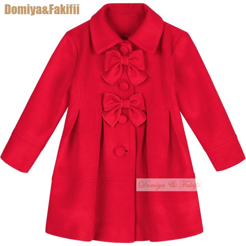 Wool Coat For Baby Girl