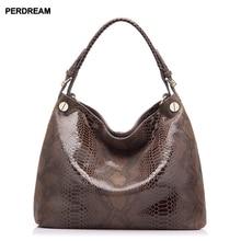 Europe and the United States crocodile pattern leather bag ladies handbag 2019 new leather handbag стоимость