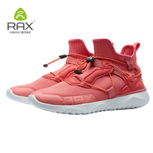 Rax Winter Running Shoes Women Lightweight Outdoor Sports Sneakers for Breathable Walking Girl Training Shoe