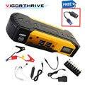 4 USB пусковое устройство для автомобиля  автомобильный бустер  внешний аккумулятор 12 В  аварийное зарядное устройство  многофункциональный 3...