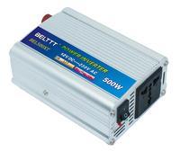 Solar Power Inverter 500W Car inverter with cigarette lighter Modified Sine Wave Converter DC 12V to AC 230V