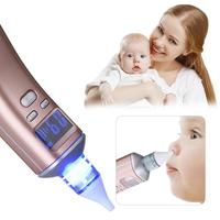 Baby Electric Nasal Aspirator Nose Cleaner Rechargeable Newborn Nasal Congestion Nasal Suction Device For Baby Newborn