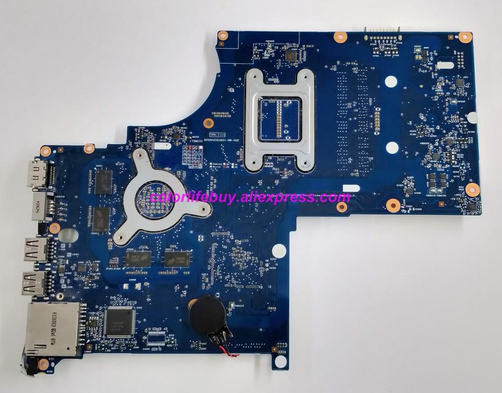 Image 2 - Genuine 720267 501 720267 001 720267 601 w 750M/2G Graphics Laptop Motherboard Mainboard for HP 17 J 17T J Series NoteBook PC-in Laptop Motherboard from Computer & Office
