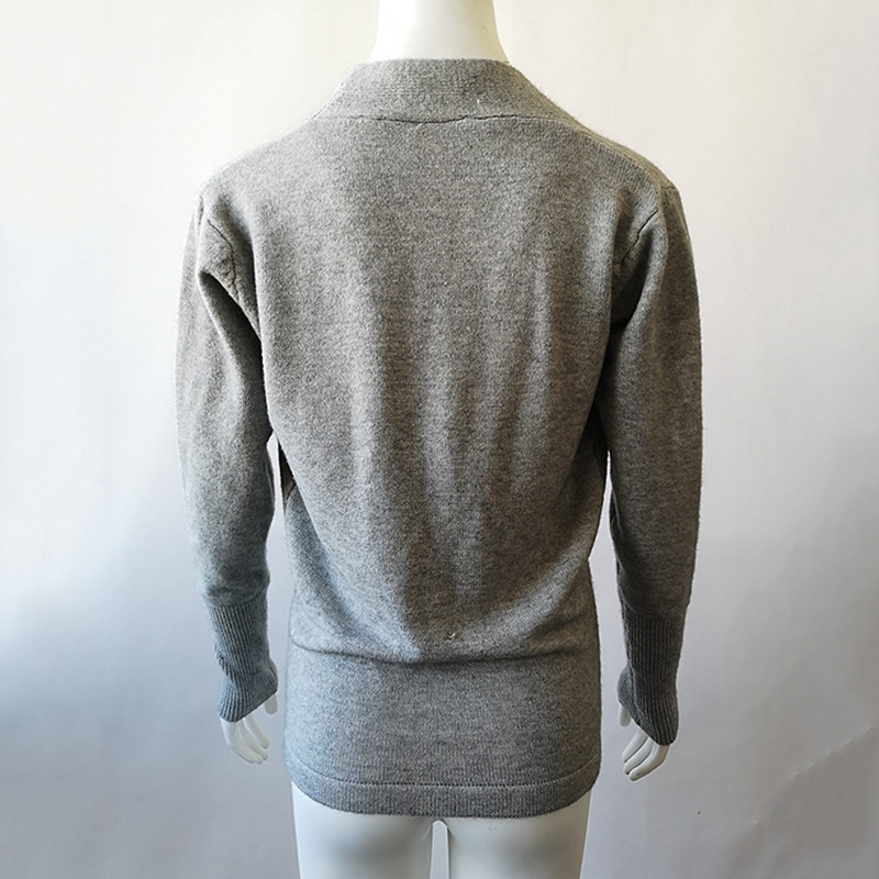 Cross Deep V Neck Knitting Sweater Winter Clothes Women Long Sleeve Slim Pullover European Style Kardigany Damskie Ey*