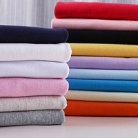 Silk Fabric Tecidos Fabric Bazin Riche Getzner Pure Cotton Class A Double Knit Cloth Baby Infant Full 40 Teams Combed Net Color