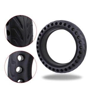 Image 2 - Neumáticos huecos para patinete eléctrico Xiaomi Mijia M365 Pro, amortiguador de goma