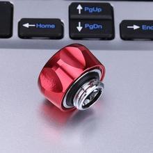 VODOOL G1/4 нити быстрого крепления жесткие трубки разъем адаптера для PC компьютер водяное охлаждение Системы подключить ПК Компоненты аксессуары