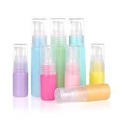 Мл 10 мл 30 мл пустая косметическая бутылка пластик многоразового Портативный Путешествия бутылочки крем держатель Контейнер для лосьон