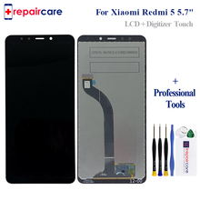 For Xiaomi Redmi 5 LCD Display+Touch Screen 1440X720 HD Glass Panel Digitizer Replacement For Xiaomi Redmi 5 5.7 inch with frame