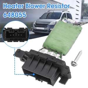 Heater Blower Resistor For Citroen Berlingo for Peugeot Partner 2008-2016 6480.55 648055(China)
