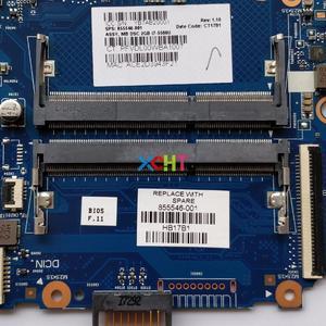 Image 3 - 855546 001 855546 601 w i7 5500U מעבד 6050A2730001 MB A01 R5/M330 2G GPU עבור HP 346 מחשב נייד מחשב לוח האם Mainboard