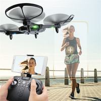 JJRC H44WH DIAMAN 720P WIFI FPV Foldable Selfie Drone With Wide Angle HD Camera High Hold Mode RC Quadcopter Mini Drone