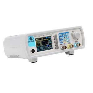 Image 4 - Enchufe europeo Jds6600 60M generador de señal de 60Mhz Control Digital función Dds de doble canal generador de señal medidor de frecuencia Arbitrar