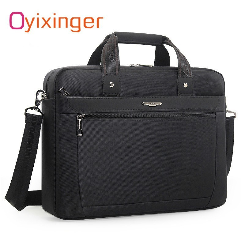 Oyixinger Womens Business Briefcases Office Bag For Woman Messenger Computer Bag Laptops Bags Briefcase Maletin Mujer Hand Bags
